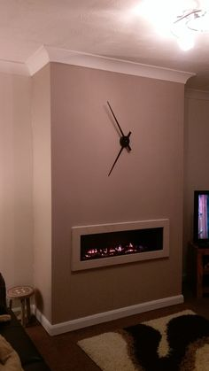 """The FR920HE """"Hole in the Wall"""" Gas Fire has all the looks of a wood burner with the convenience and low running costs of a gas fire. This modern remote control fireplace is built to the latest energy efficiency standards and is tested to both the British and European safety standards."""