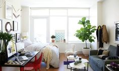 10 Ideas to Steal from Rue Magazine's Small Space Issue