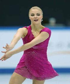 Kiira Linda Katriina Korpi is a well known skater from Finland.