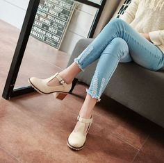 Women's High Heel Round Pumps Dress Or Casual Wear | Clothing, Shoes & Accessories, Women's Shoes, Heels | eBay!