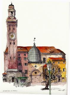 Chris Lee, Santi Apostoli, Venice