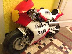 eBay: 1985 Yamaha Other vintage charly vittorazi NEVER USED 1985 marlboro valentino rossi lorenzo stoner #motorcycles #biker