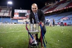 The Revolution Was Partially Televised: A Tribute to Pep Guardiola [27.05.2012]