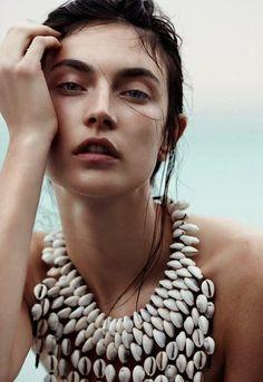 Jacquelyn Jablonski | Vogue Russa '14