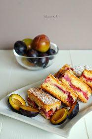 Polish Desserts, Polish Recipes, Polish Food, Sweet Recipes, Cake Recipes, Dessert Recipes, Apple Cake, Food Cakes, Sweet Tooth