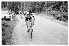 ......Tom Simpson in THAT jersey!