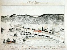 Historic Blacksburg (sketch)