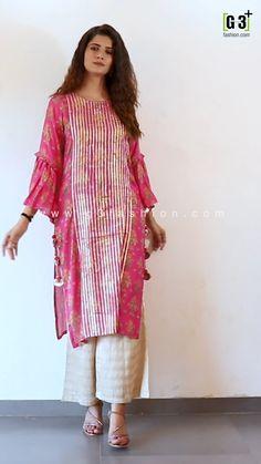 Pakistani Fashion Party Wear, Pakistani Formal Dresses, Indian Fashion Dresses, Girls Fashion Clothes, Indian Outfits, Semi Casual Dresses, Stylish Dresses For Girls, Stylish Dress Designs, Latest Kurta Designs