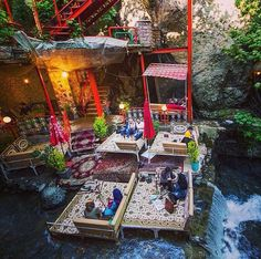 Darband - Tehran, Iran #irantravelingcenter #iranvisa