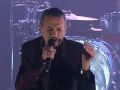 """Canal Electro Rock News: Depeche Mode toca ao vivo a faixa """"Where's the Revolution?"""" em programa de TV"""