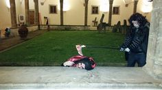 Più precisamente decapitata  http://libristellari.webnode.it/calendario-eventi