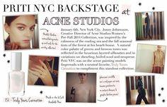 Priti NYC – Vernis à Ongles Flowers – Truly Yours Carnation au défilé ACNE Studios. Appropriez-vous véritablement ce rose jelly ultra-doux et soyez vous-même. Flacon 12,6ml - 13,50€ #nails #ongles #mode #fashion #nude #naturel #ecologique #pritinyc #acne www.officina-paris.fr
