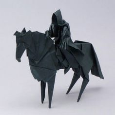 Tektonten Papercraft: Origami
