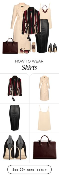 """""""outfit 3121"""" by natalyag on Polyvore featuring Equipment, Joseph, Lanvin, Jimmy Choo, Caravelle by Bulova, Ek Thongprasert, Fiorelli, women's clothing, women's fashion and women"""