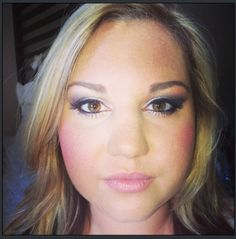 Haley Perkins is among those professional makeup artists who offer hair styling services. She handles various occasions such as weddings, proms, and school recitals. Click this pin to get a free quote.
