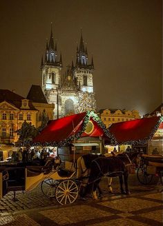 Christmas Markets -- Prague, Czech Republic by Steve Smith Photography Prague Christmas, Christmas Markets Europe, Christmas Photos, Christmas Lights, Christmas Time, Christmas Scenery, Christmas Stuff, Xmas, Beautiful World
