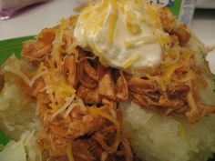 Elizabeth's Dutch Oven: Pulled Chicken BBQ