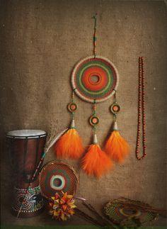 Dream catcher/ Colorful Dream catcher/ Multicolor/ Gypsy/ Hippy dreamcatcher