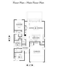 Arctic home plans