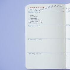 Como monitorar sua saúde mental em um diário em tópicos