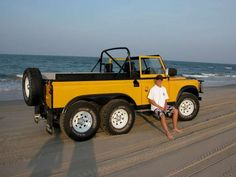 1974 Land Rover Defender 6x6