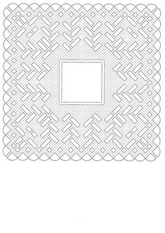 Pañuelo Bobbin Lace Patterns, Lacemaking, Weave, Crafts, Farmhouse Rugs, Bobbin Lace, Lace Collar, Stitches, Beading