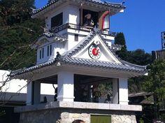 人吉駅 (Hitoyoshi Sta.) 場所: 人吉市, 熊本県