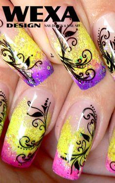 Thermo Gel Uv Nail Polish, Uv Nails, Uv Gel, Beauty Nails, Nailart, Make Up, Beautiful, Color, Uv Gel Nail Polish