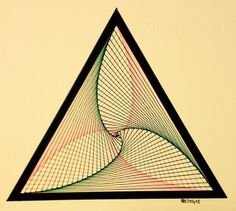 #triangle #symmetry #geometry #tessellation