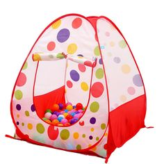 Baby Play Tent Child Kids Indoor Outdoor House Large Portable Ocean Balls Garden Houses for Children #>=#>=#>=#>=#> Click on the pin to check out discount price, color, size, shipping, etc. Save and like it!