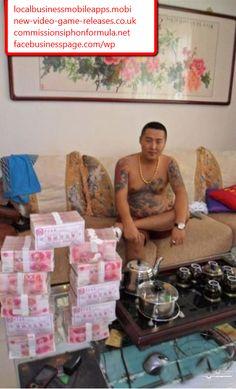 Chinese gangsta pic.