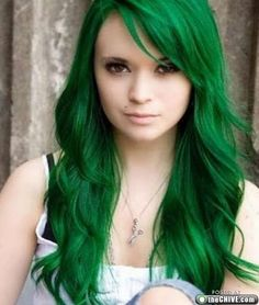 Google Image Result for http://thechive.files.wordpress.com/2011/01/neon-color-hair-0.jpg%3Fw%3D500%26h%3D591