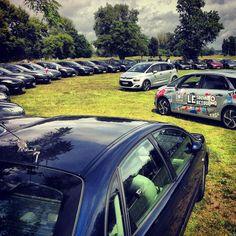 Citroën heaven with the Citroën C6 Club! #LeSocialDetour