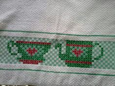 Labor, Pot Holders, Banana, Natural, Cross Stitch Embroidery, Rustic Toilet Paper Holders, Crochet Fish, White Embroidery, Sewing Aprons