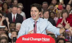 Trudeau's bold change pledge was a ruse. But Canada now has a fighting chance - Oct 22, 2015 -  Martin Lukacs: Liberals took up a progressive mantle when the NDP failed to project a vision of environmental and social justice – now it's up to the public to bend them to their will