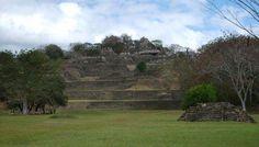 Sharply - Criatividade em Ação   Toniná: uma das maiores pirâmides do período maia