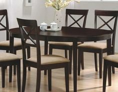 Wood Dining Room Tables | Contemporary Dining Room Table Wood furniture