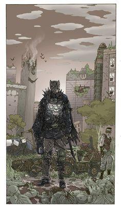 Batman Apocalypse - Ulises Farinas