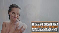 Amane Heavenly Rain - The New Mist Sensation Shower Experience!