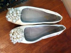 Kate Spade Wedding Flats Wedding Shoes $65
