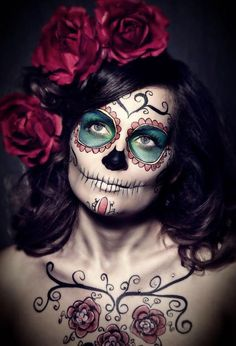 Candy skull I want for Halloween!