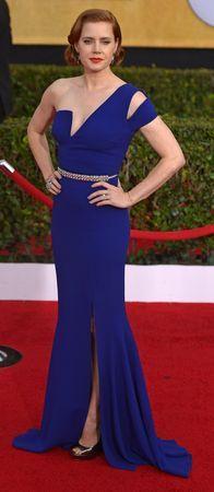 2014 SAG Awards fashion: Lupita Nyong'o, Amy Adams best dressed — yes, again | NJ.com