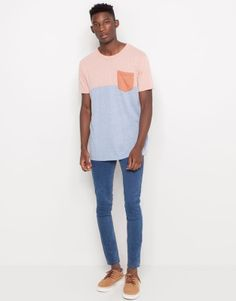 :T-SHIRT WITH POCKET
