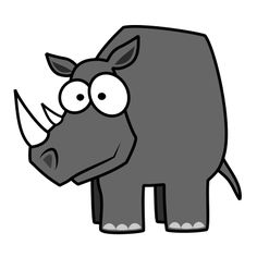 Image result for rhino drawing