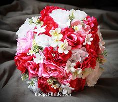 Hot Pink Brides Flowers