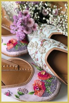 73246b82a0ff Stylish punjabi shoes for the modern women of today Are you interested in  punjabi jutti Click the link to read more about  punjabijutti   indianladiesfashion