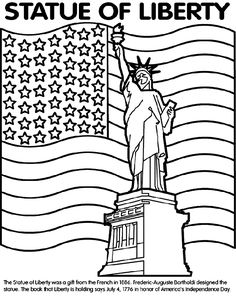 an analysis of statue of liberty designed by fredric auguste bartholdi When the statue of liberty was dedicated on october 28, 1886, the ceremonial speeches had nothing to do with immigrants arriving in america and the sculptor who created the enormous statue, fredric-auguste bartholdi, never intended the statue to evoke the idea of immigration in a sense, he viewed.