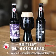 mybeerbuzz.com - Bringing Good Beers & Good People Together...: Left Hand, Rogue & Spiegelau Introduce World's Fir...