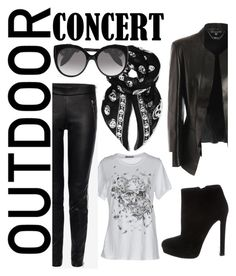 """""""Concert for McQueen #60secondstyle #outdoorconcert #McQueen"""" by landi-ruthven on Polyvore featuring Alexander McQueen, 60secondstyle and outdoorconcerts"""