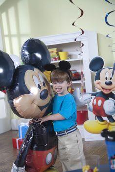 Disney Mickey Birthday Party Supplies #Kids #Birthday #BirthdayExpress